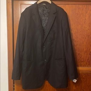New Perry Eli's  blazer coat big and tall 48LNG